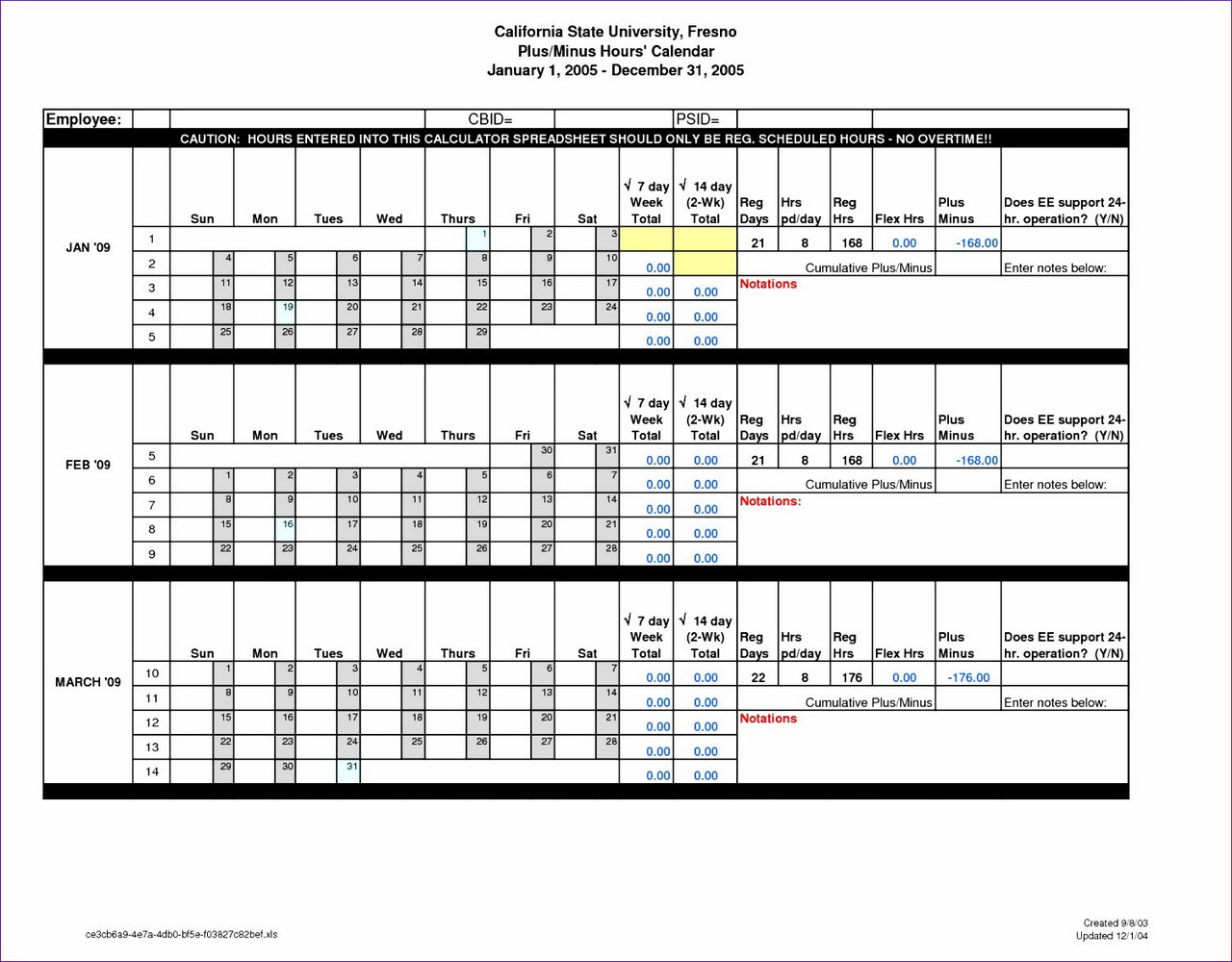 24 7 Shift Schedule Template Excel