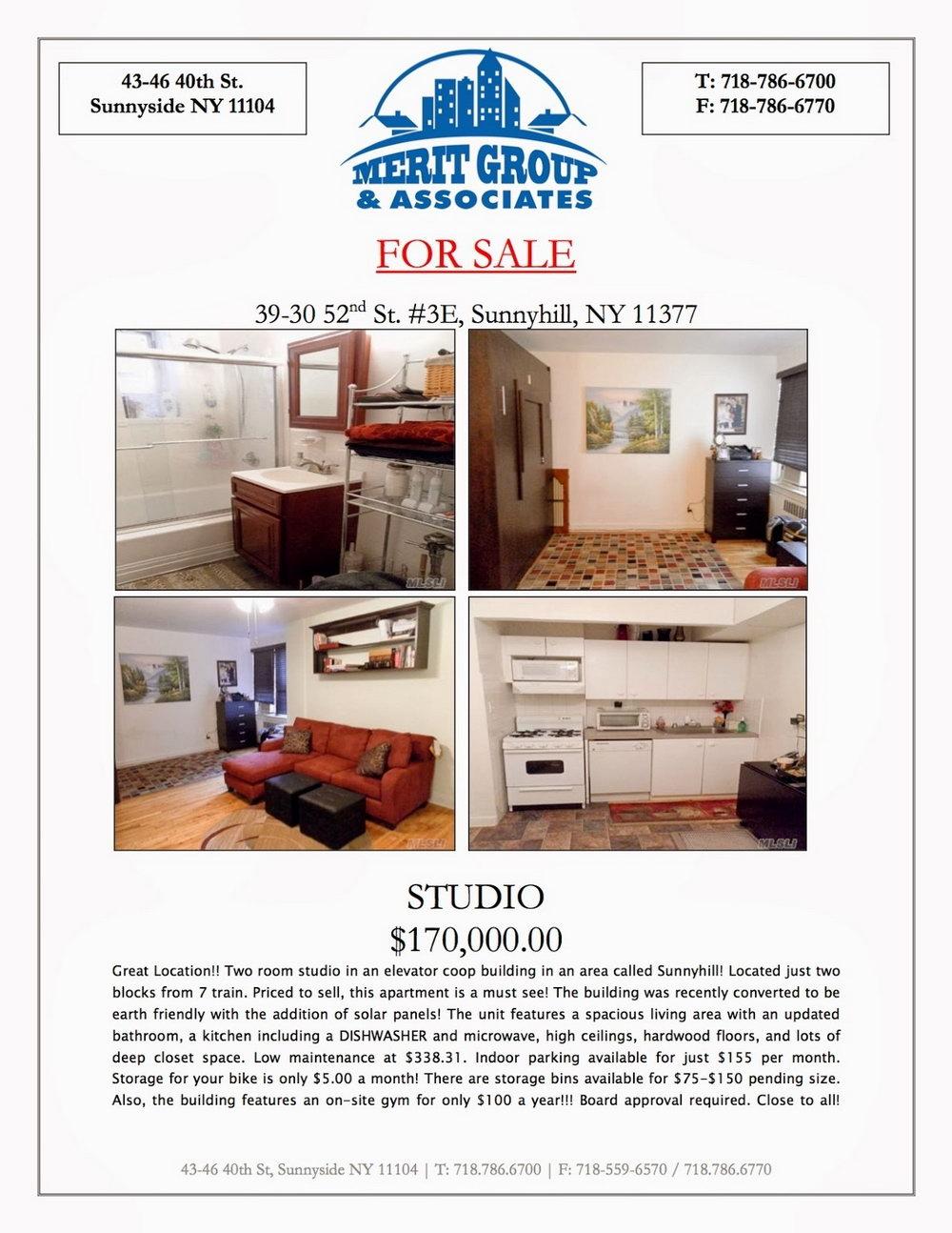 Apartment Rental Flyer Template