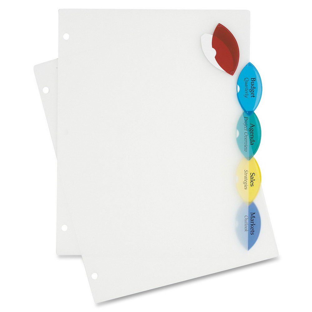 Avery Tab Inserts Template
