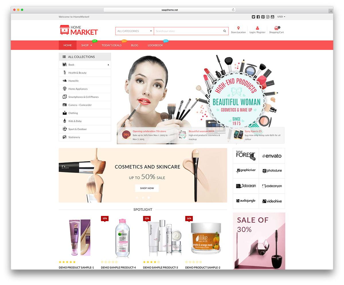 Chamber Of Commerce Website Template Wordpress