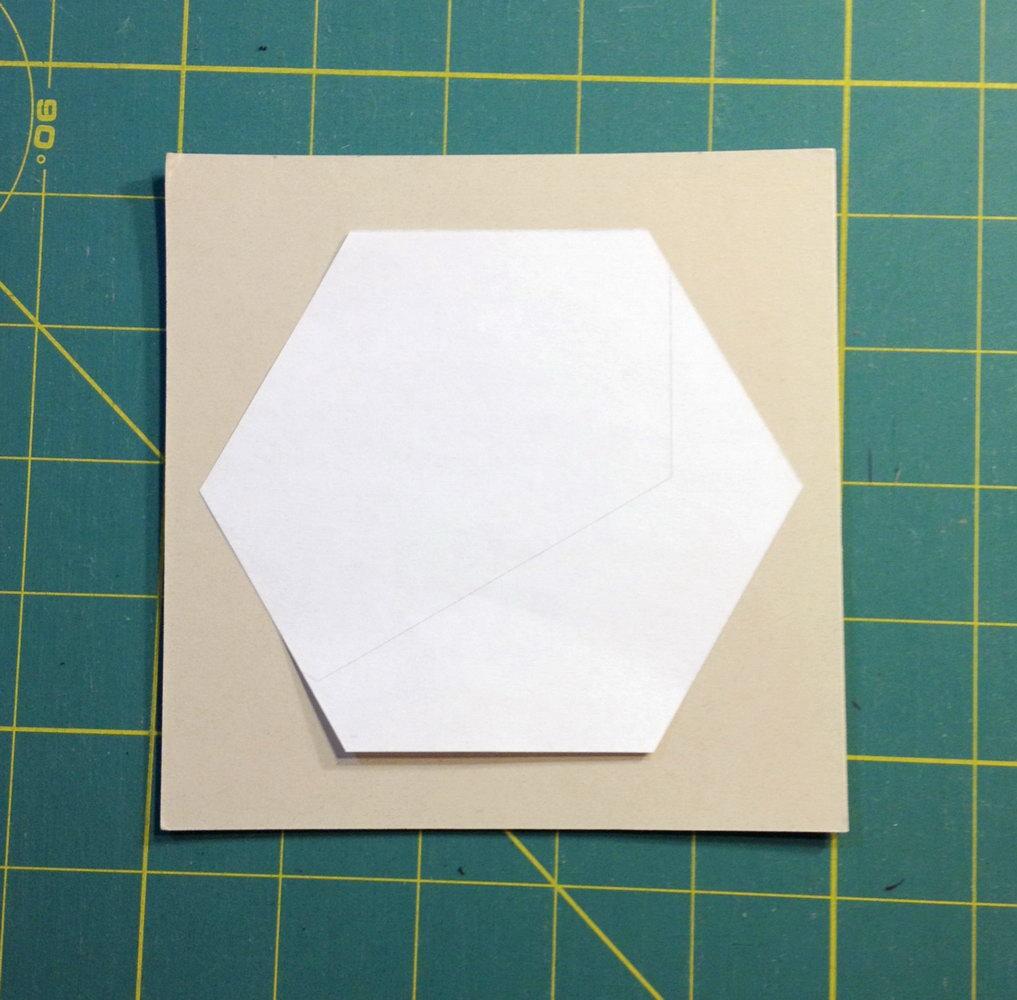 Hexagon Quilt Template Printable