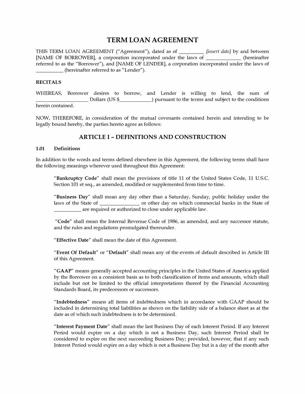 Hipaa Business Associate Agreement Template 2018