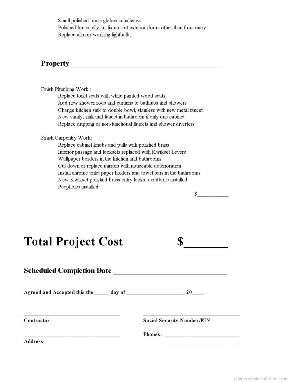 Profit Sharing Agreement Template Pdf