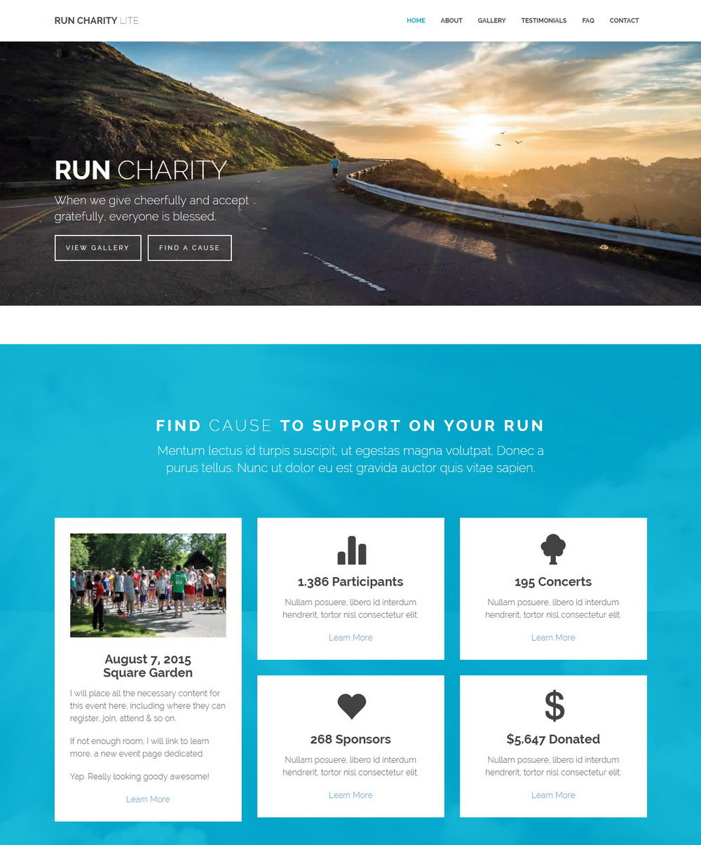 11 Website Templates