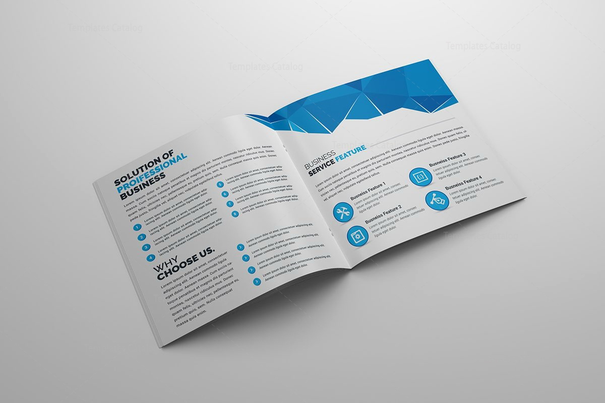 Bi Fold Menu Template Word