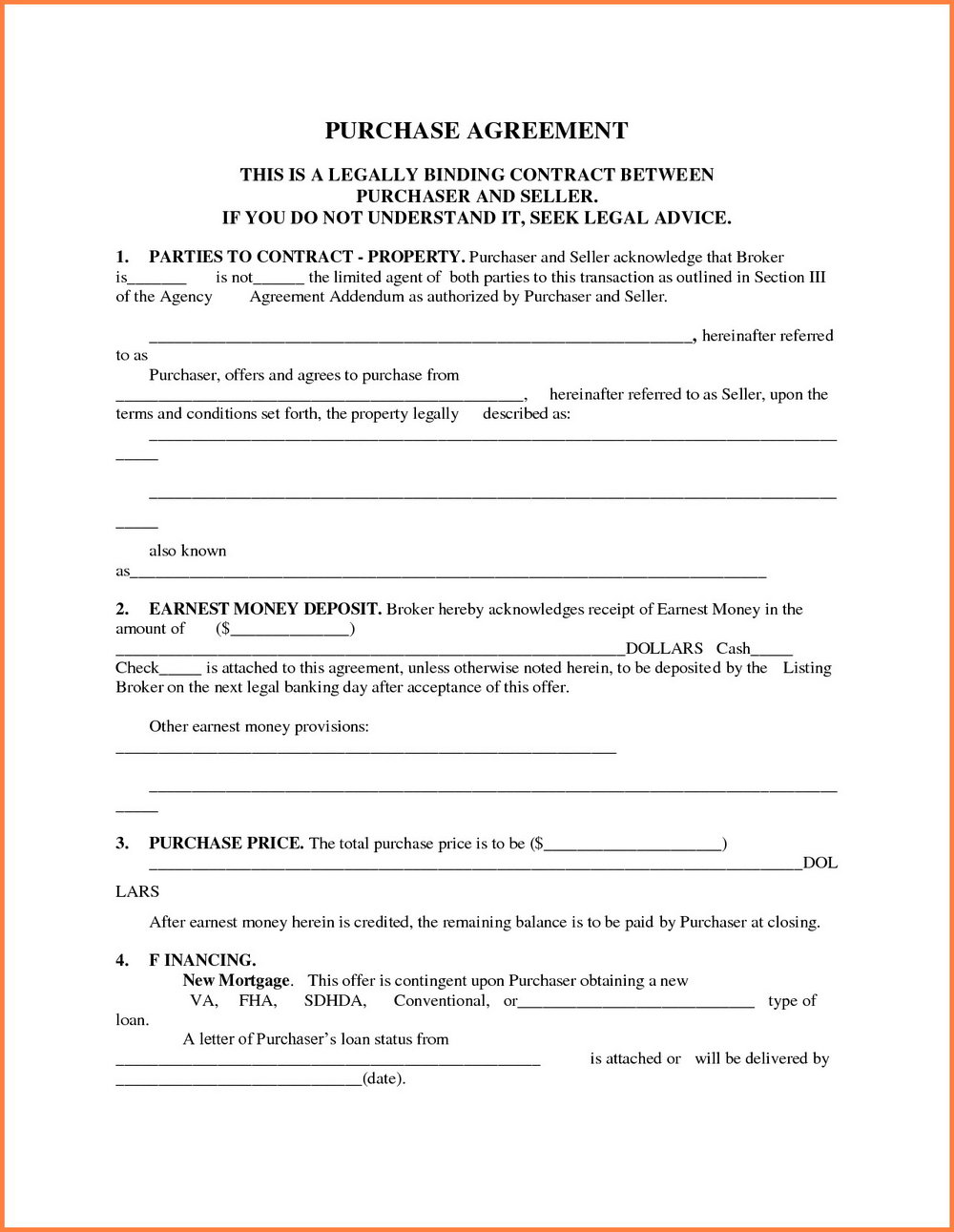 Buyout Agreement Template