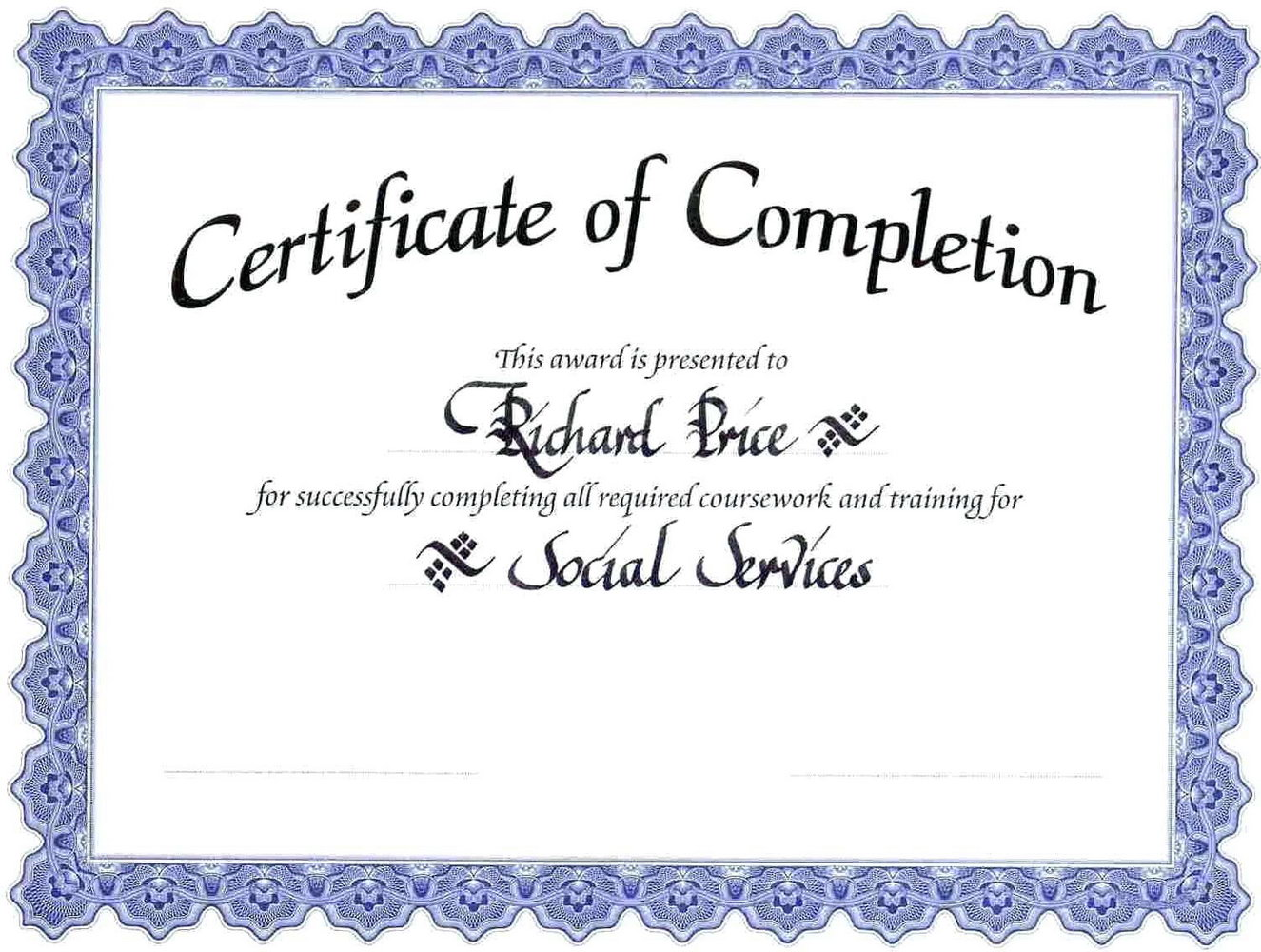 Call Center Award Certificates Templates