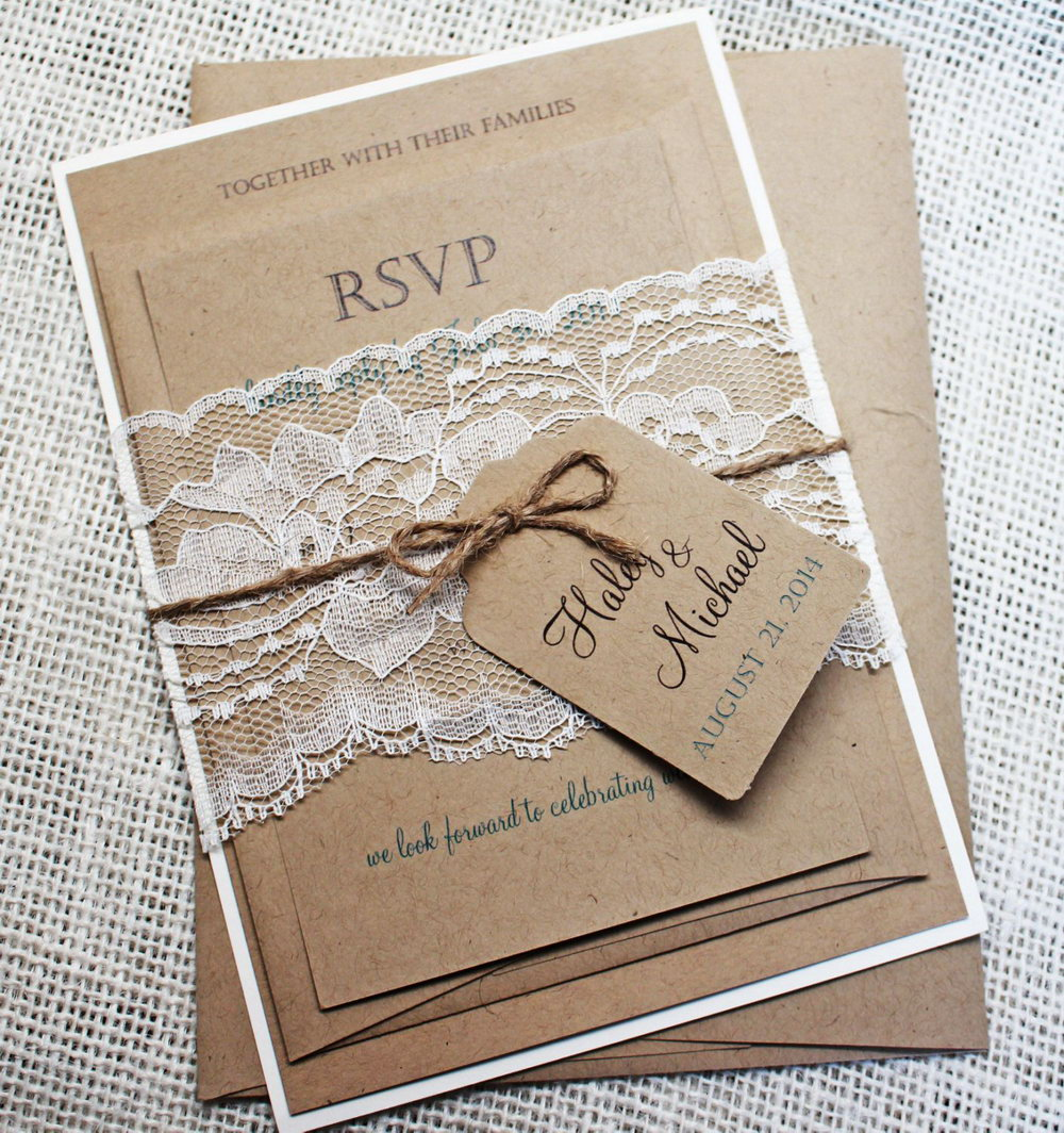 Rustic Wedding Templates
