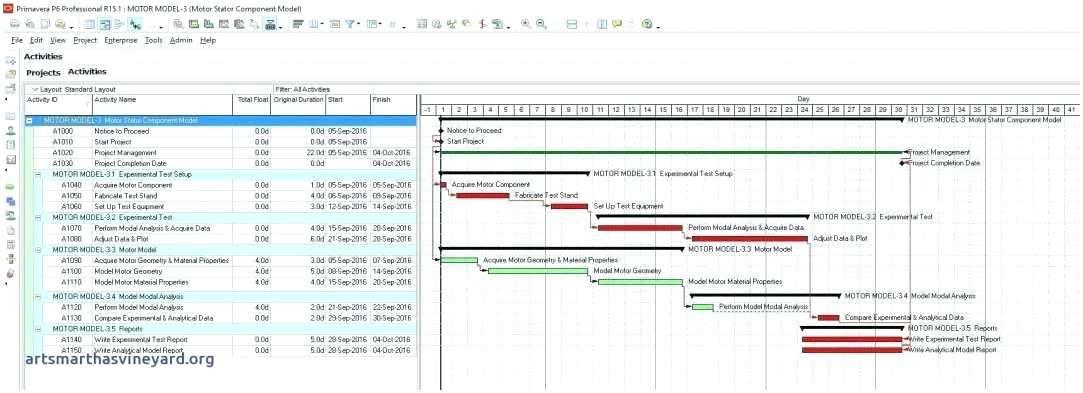 2 Week Employee Work Schedule Template