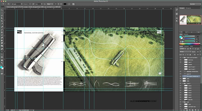 Architectural Portfolio Templates Free