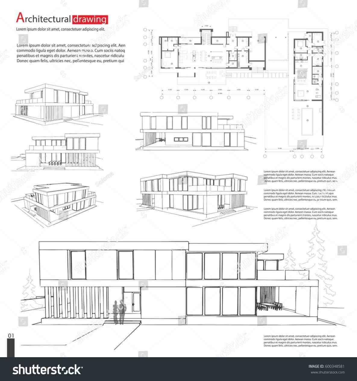 Autocad Architectural Drawing Templates