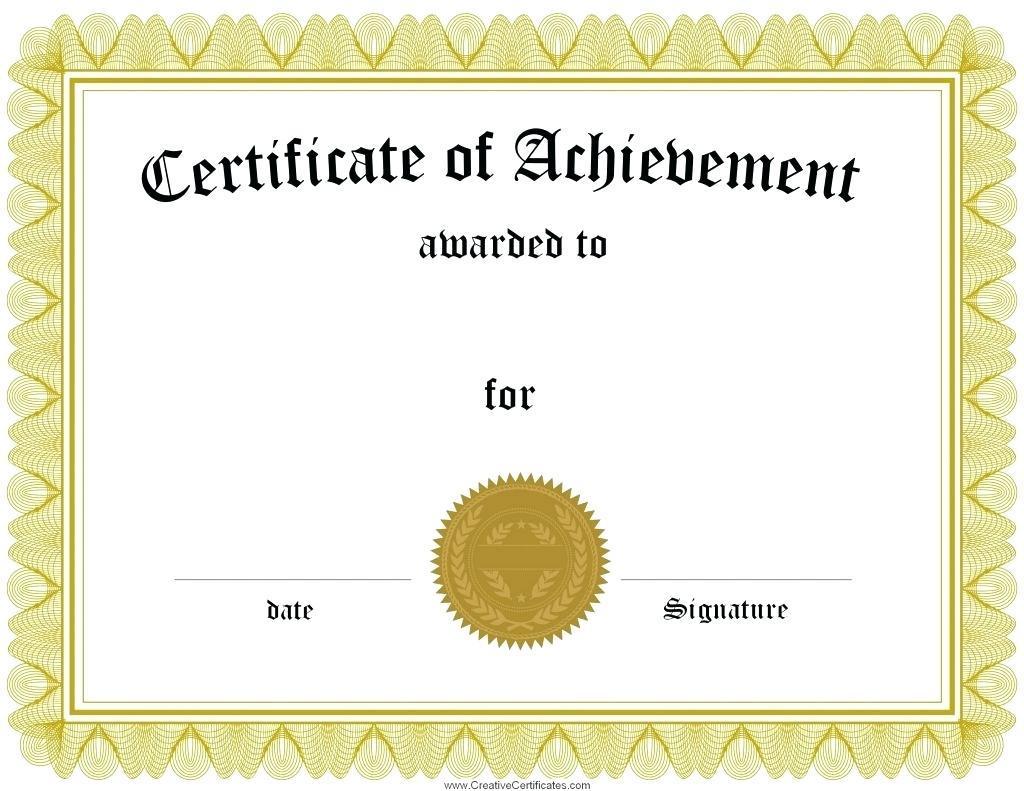 Baptism Certificate Template Doc