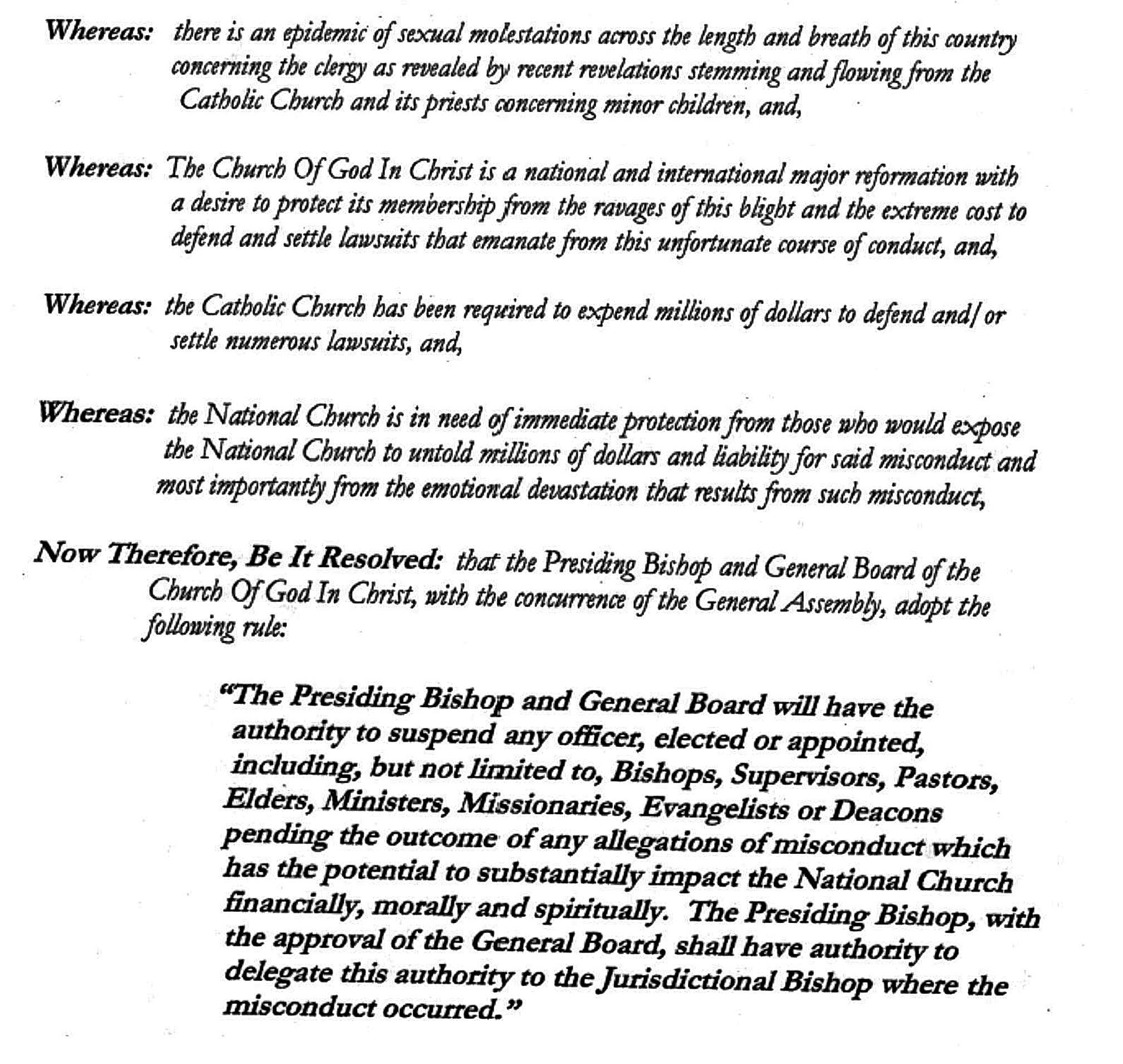 Baptist Church Constitution Template
