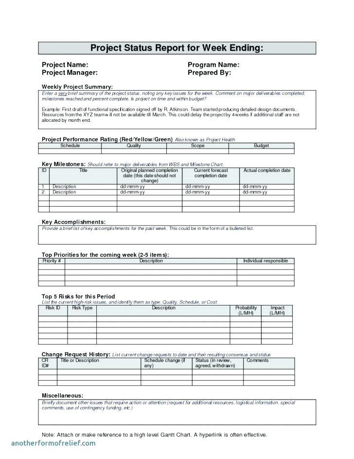 Construction Request For Information Template Word