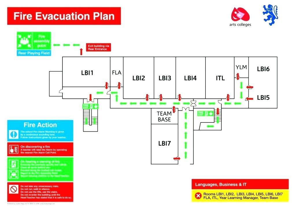 Emergency Action Plan Template Uk