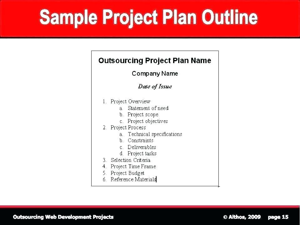 Erp Project Plan Template Mpp