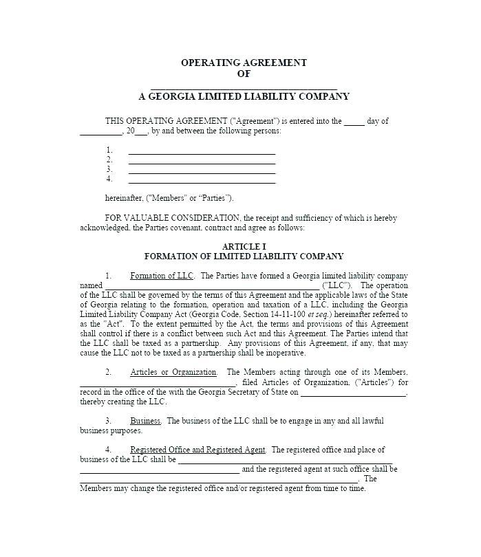 Llc Authorization Resolution Template