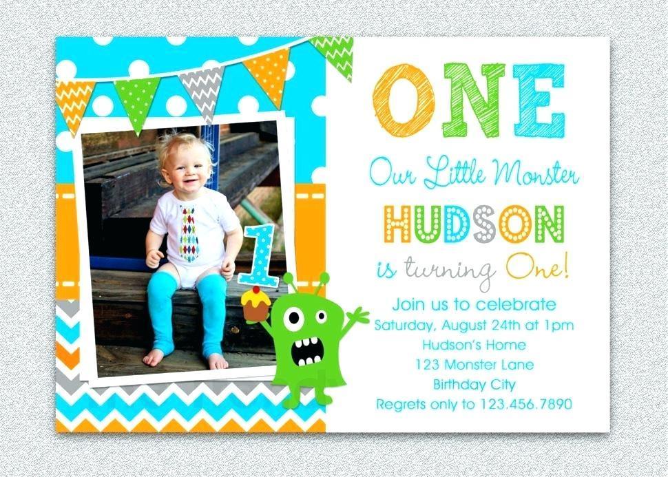 1st Birthday Invitation Blank Templates