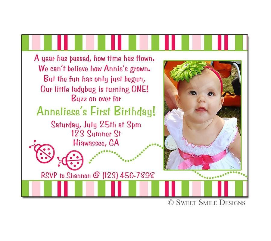 25th Birthday Invitation Wording Samples