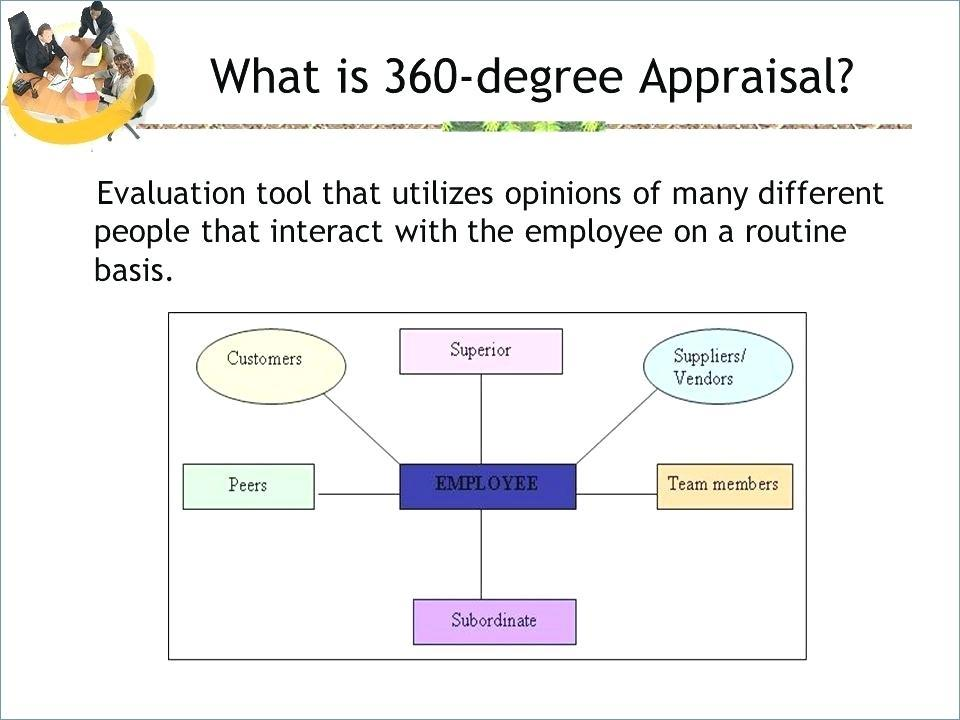 360 Degree Evaluation Template