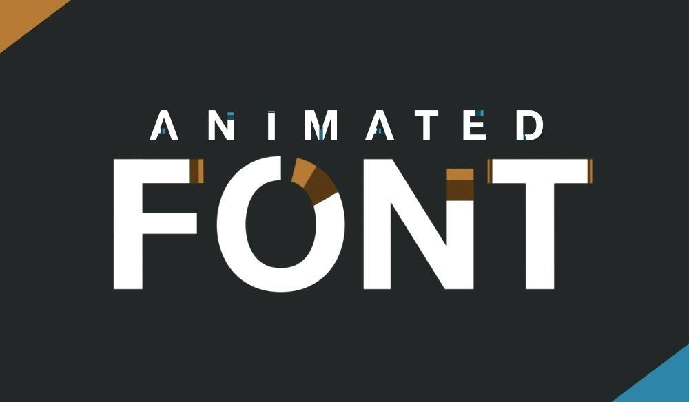 3d Text Animation After Effects Template Free