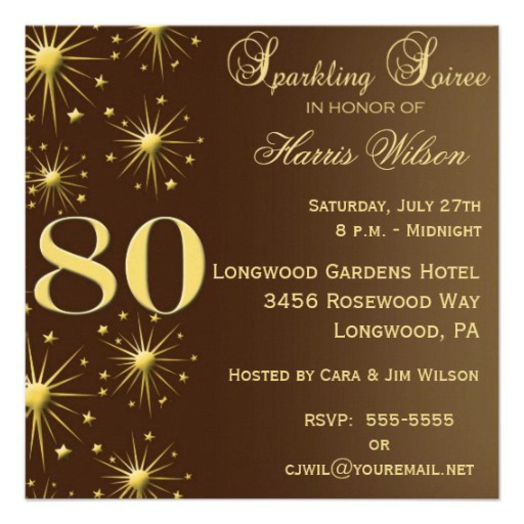 60th Birthday Invitations Free Templates