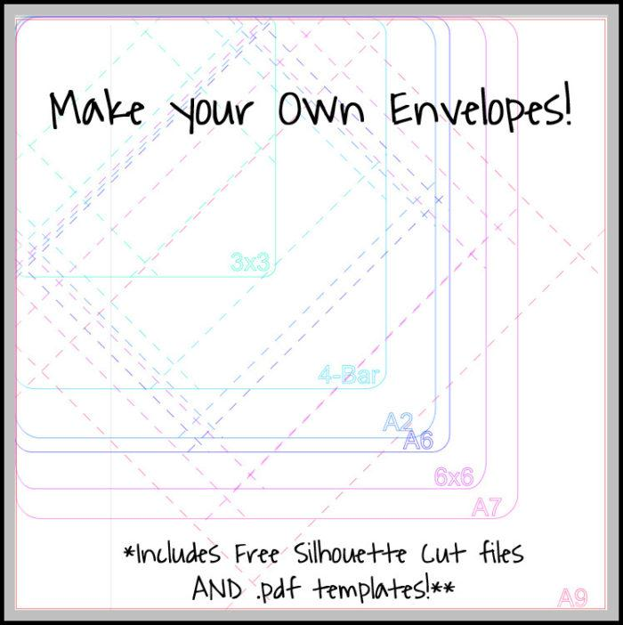 A2 Envelope Size Printing Template