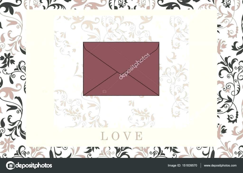 A2 Invitation Envelope Template