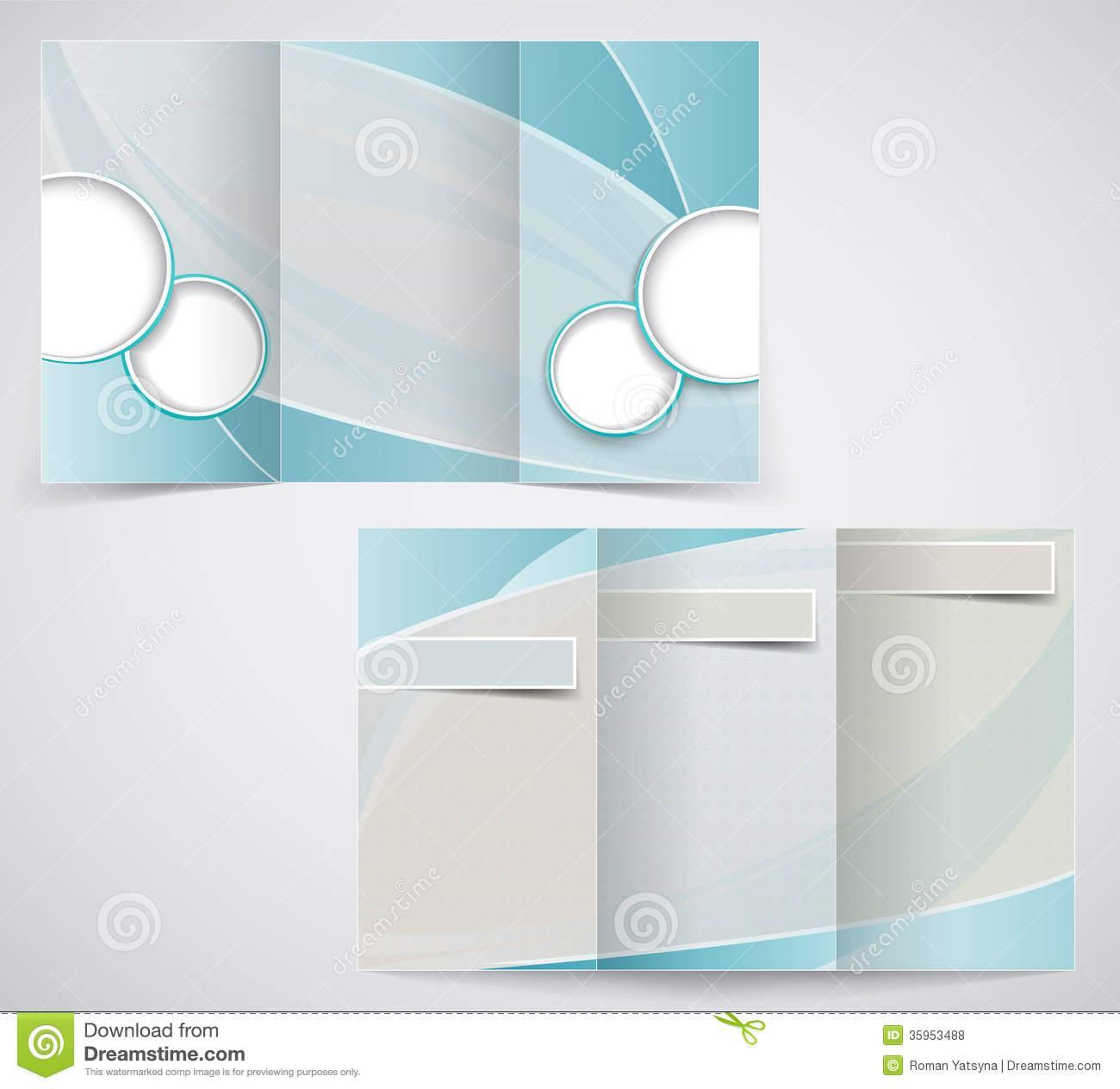 A3 Brochure Template Psd Free