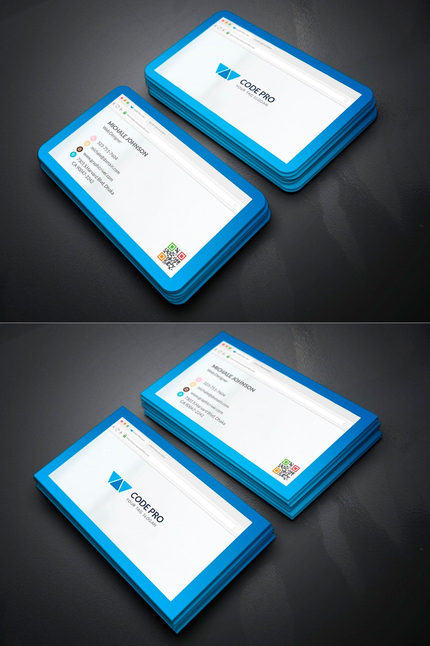 A3 Folding Brochure Template