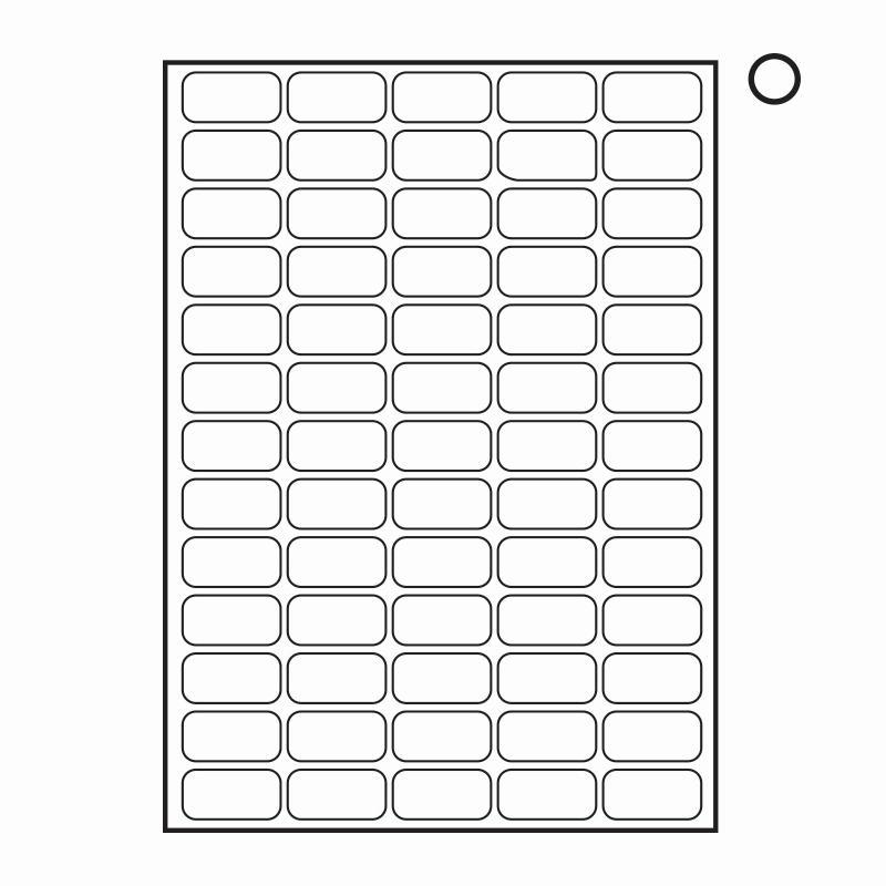 A4 Label Template 40 Per Sheet