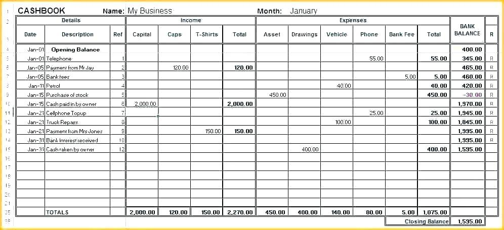 Account Payable Invoice Template