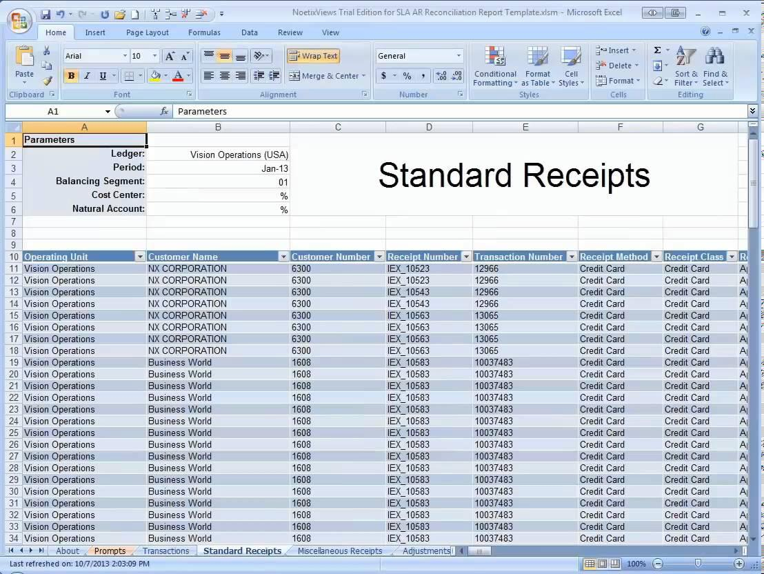 Accounts Payable Spreadsheet Template Free
