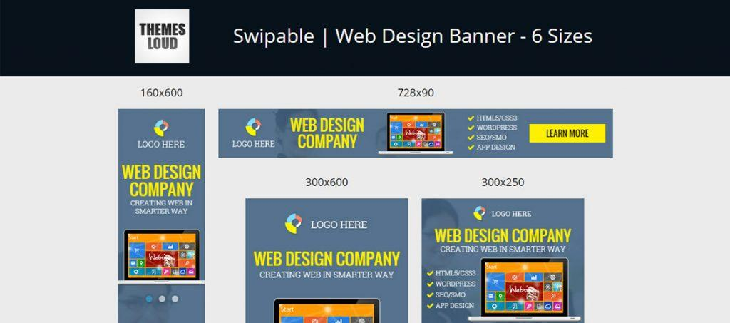 Ad Banner Templates Free Download