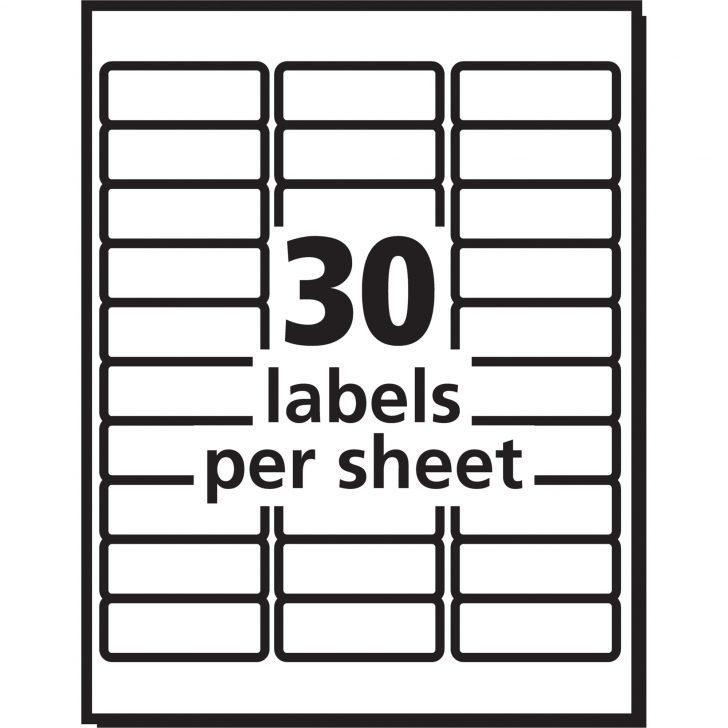 Address Label Template 5160