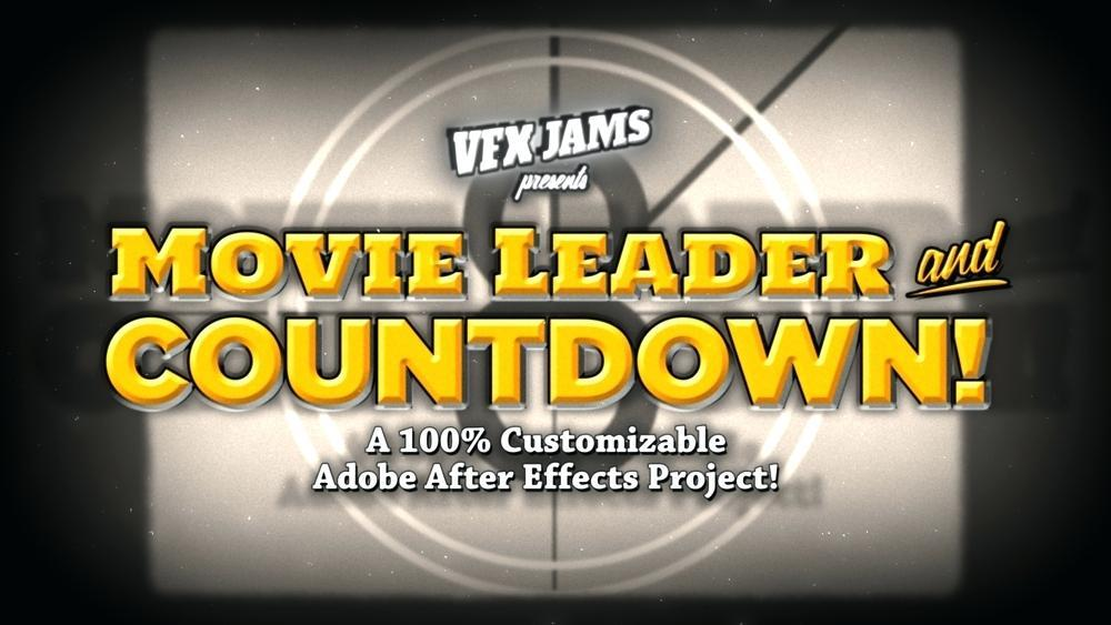 Adobe After Effects Countdown Template