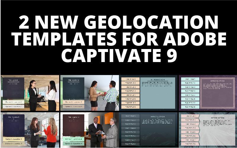 Adobe Captivate 9 Templates