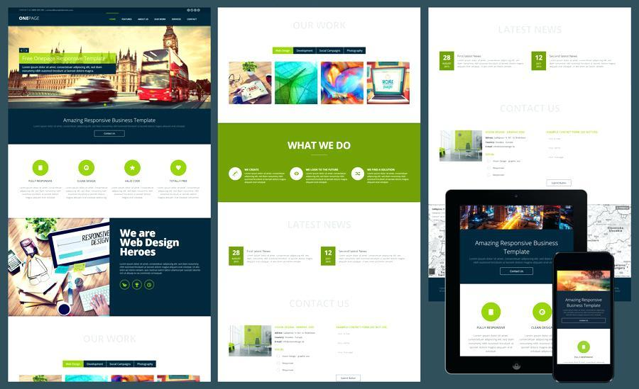 Adobe Dreamweaver Html5 Templates