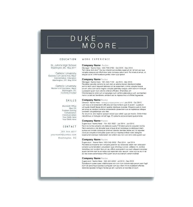 Adobe Illustrator Drink Menu Template