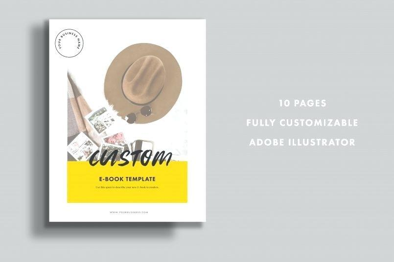 Adobe Indesign Free Ebook Templates