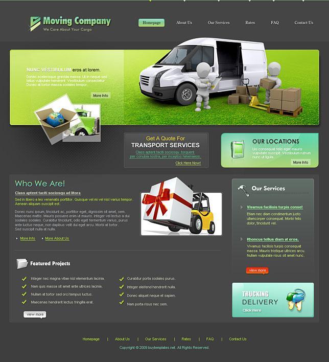 Adsense Website Templates Free