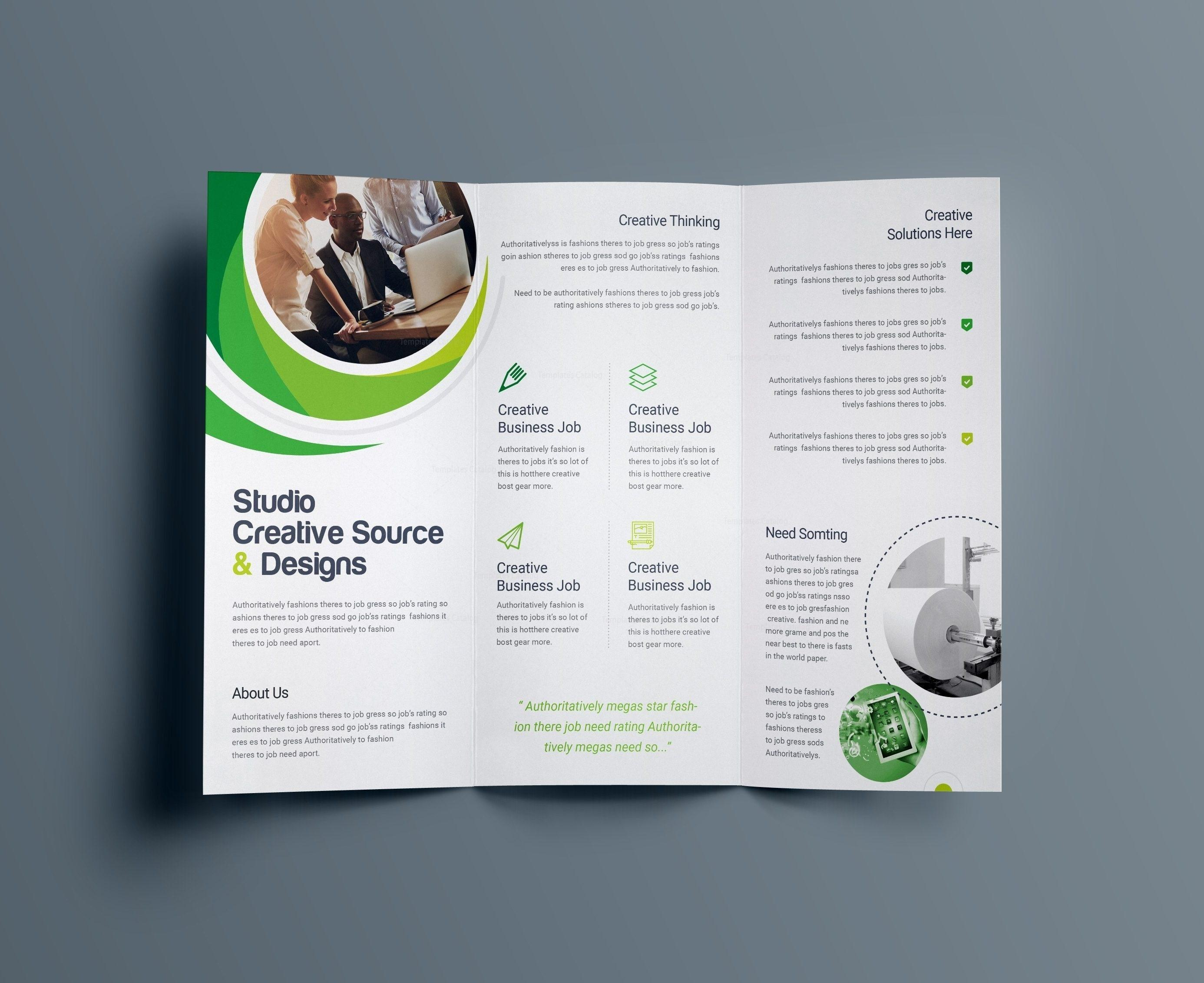 Advertisement Flyer Template Free Online
