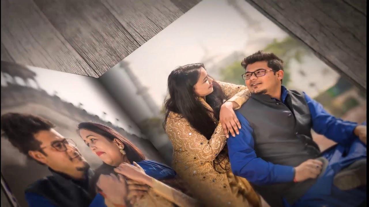 After Effect Wedding Video Template