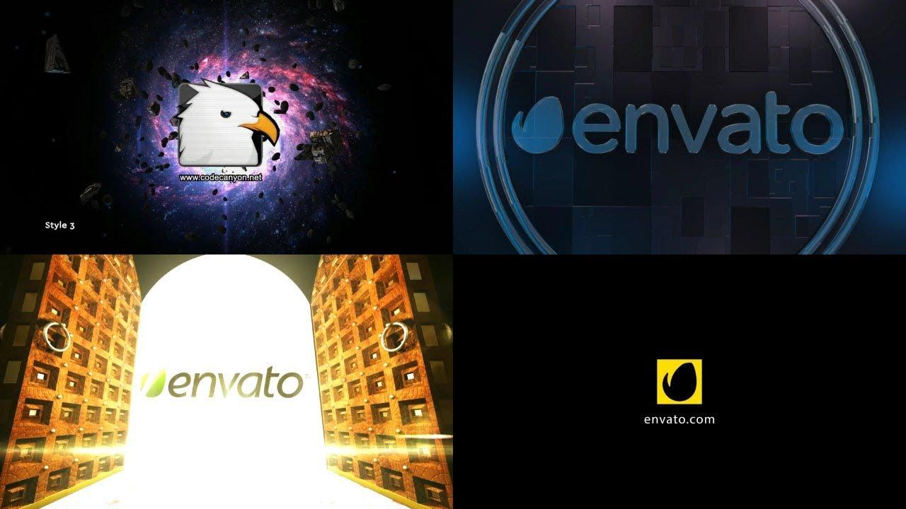 After Effects Intro Templates Logo