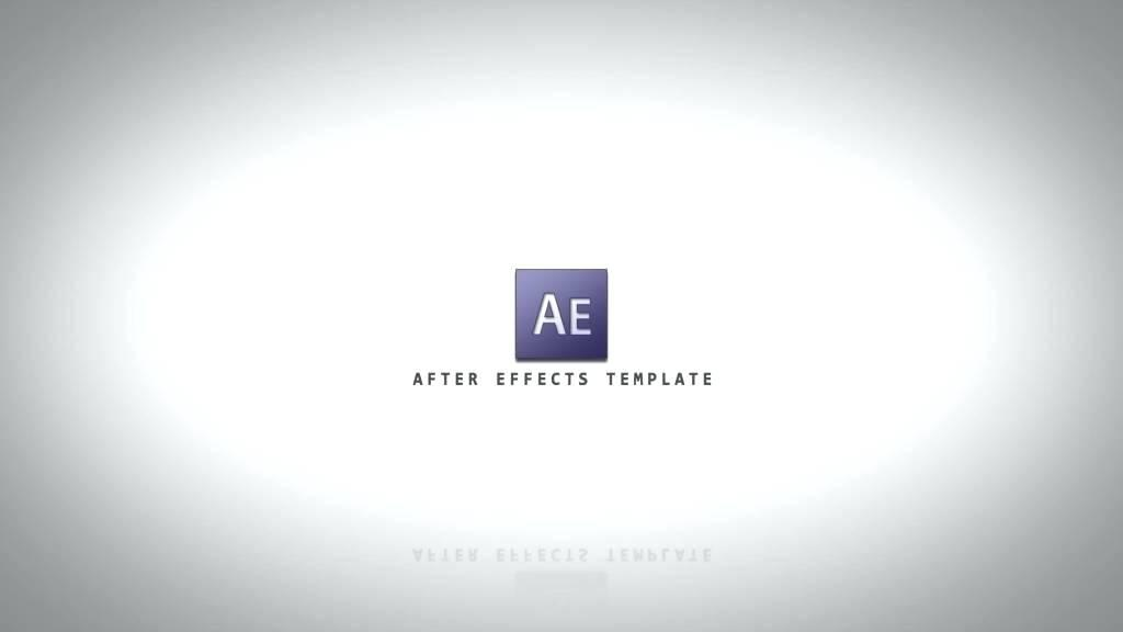 After Effects Logo Reveal Templates Free Download