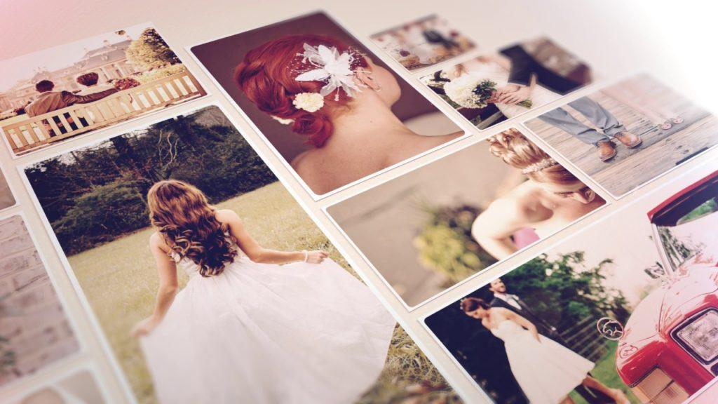 After Effects Photo Collage Template Free