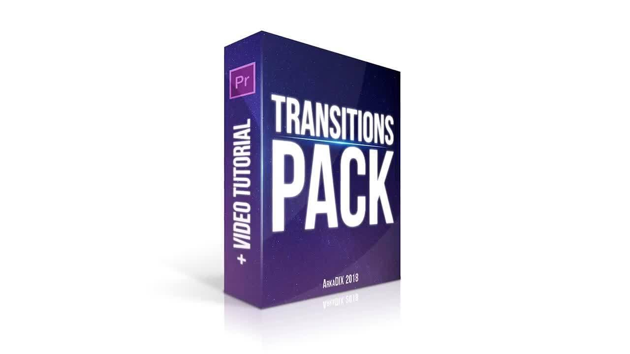 After Effects Transitions Templates Free