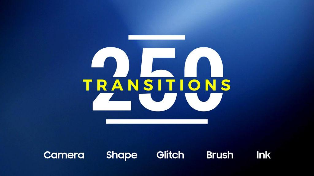 After Effects Transitions Templates
