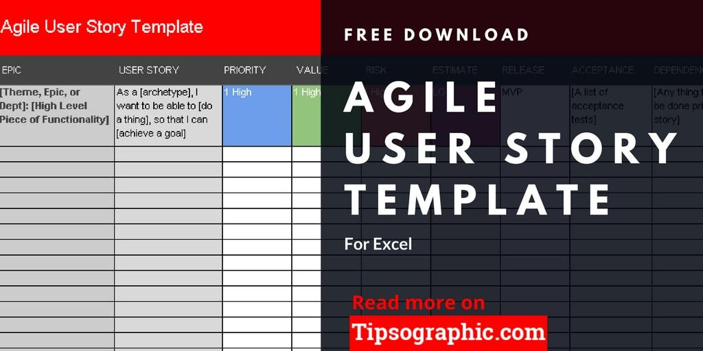 Agile Story Point Estimation Template Excel