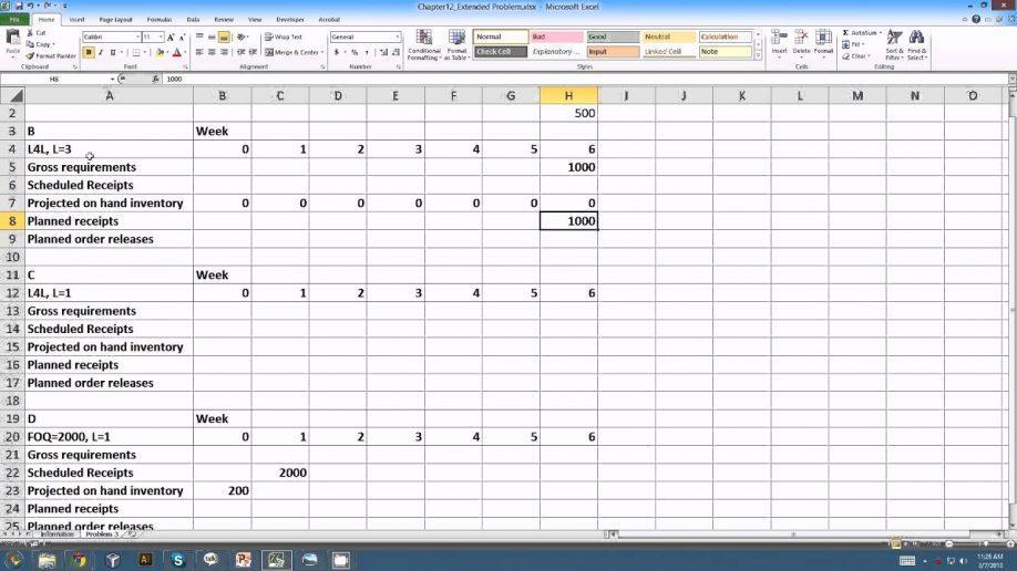 Altium Bill Of Materials Excel Template